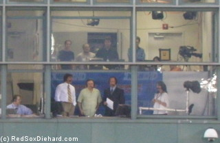 The Rem-Dawg is welcomed back as he joins Eck and D.O. in the booth.