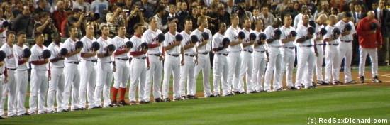 Ladies and gentlemen, your 2010 Boston Red Sox.