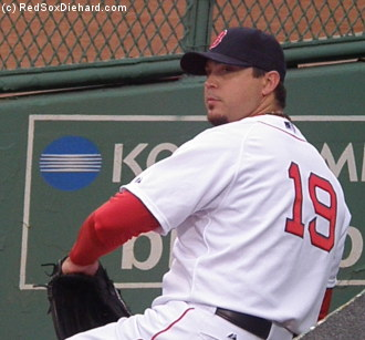 Josh Beckett had another strong outing: 7 IP, 0 R.