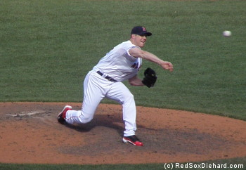 Jonathan Papelbon nailed down the save.