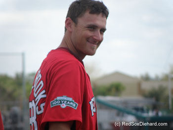 Will Middlebrooks could be at Fenway by the end of the year.