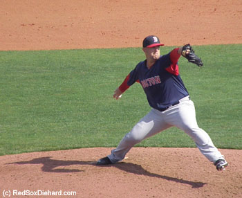 Terry Doyle pitched two innings.