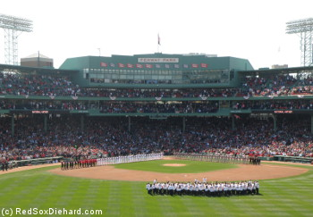 Ladies and gentlemen, boys and girls, your 2013 Boston Red Sox.