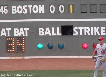 Good things tend to happen when #34 comes up to bat...