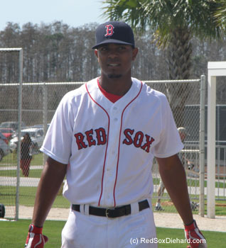 I'm expecting big things from Xander Bogaerts this year, as he takes over as the everyday shortstop.