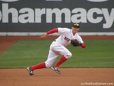 Brock Holt had two hits and played a solid third base.