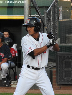 Second baseman Tzu-Wei Lin did his part to get the Sea Dogs back in the game. He homered to lead off the first, then added an RBI single and a walk later.
