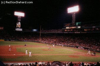 Ortiz at the plate in my pre-digital-camera days.