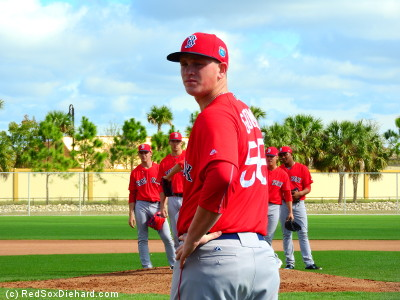 18-year-old lefty Jason Groome is currently the number 3 prospect in the organization, according to SoxProspects.