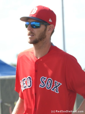 I can't wait to watch Chris Sale pitch this year.